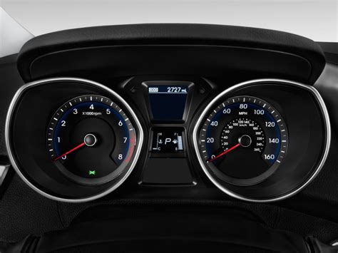 image 2013 hyundai elantra gt 5dr hb auto instrument cluster size 1024 x 768 type gif