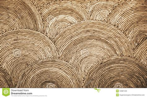 nature pattern free natural round wicker pattern background stock image