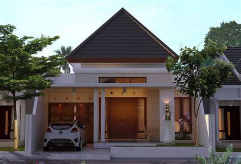 contoh rumah sederhana tapi mewah  tempat tinggal  desa  keren home  room