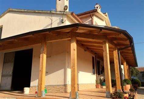 legno per tettoie tettoie e porticati in legno trovatek