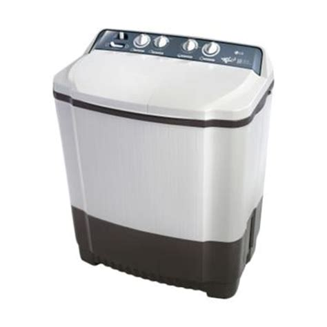 Mesin Cuci Lg Automatic jual lg p850r semi auto washer tub mesin cuci putih