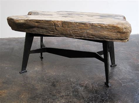 petrified wood coffee table petrified wood slab coffee table coffee table design ideas
