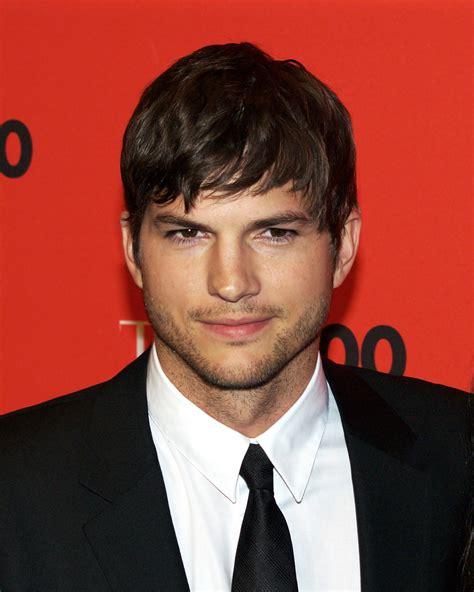 with ashton kutcher ashton kutcher