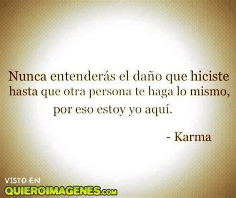 imagenes del karma existe el karma