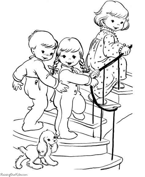 vintage christmas coloring page vintage christmas coloring pages pictures to pin on