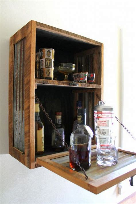 fold down bar cabinet how to build your own fold down murphy bar the owner