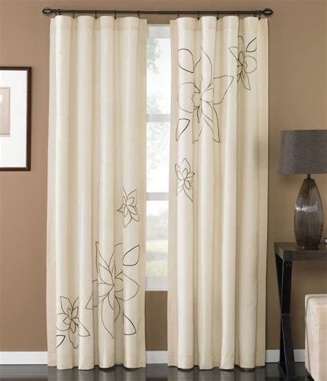 Beautiful White Curtains Blackout Curtains Features And Uses