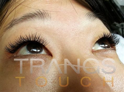 eye lash extension for old asian women naturally noticeable lash extensions on asian hooded