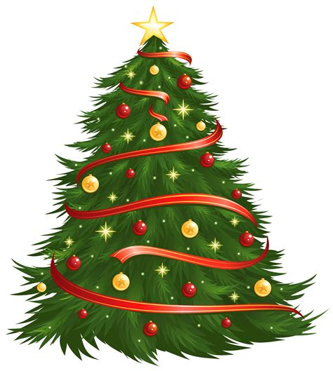 christmas tree vector png clip art library