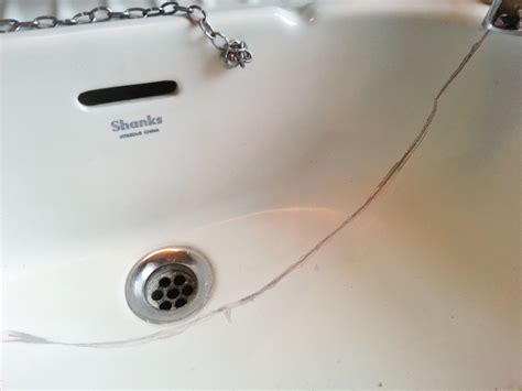 how to fix a cracked sink services the british bath company ltd