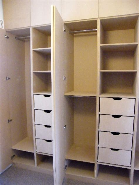 handmade wardrobe with shelves for fitted wardrobes brian white carpentry