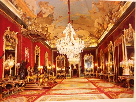 the royal room 30 interior pictures of royal palace of madrid in spain