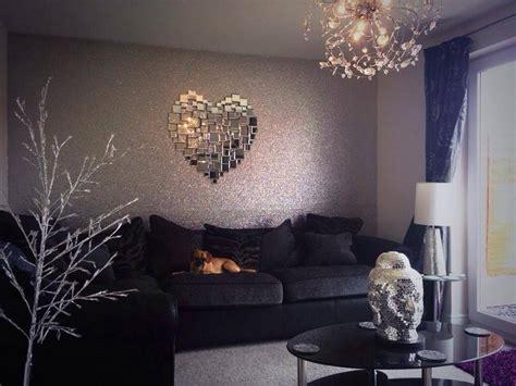 Glitter Wallpaper For Living Room Uk New Glitterwall Glitter Wallpaper Effect Fabric For