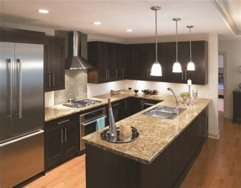 u shaped kitchen layout with island home desing ideas