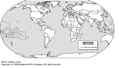 world map rivers and mountains quiz geography of the developing world