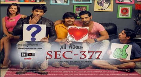 section 377 india do you know all about section 377 indian television