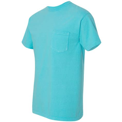 ice blue comfort colors comfort colors 6030 garment dyed heavyweight ringspun