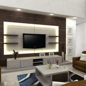 gambar desain ruang keluarga terbaru