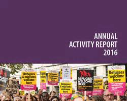 annual activity report sle home commissioner for human rights