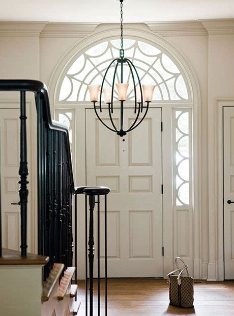 who is the manufacturer of the foyer light made to measure foyer