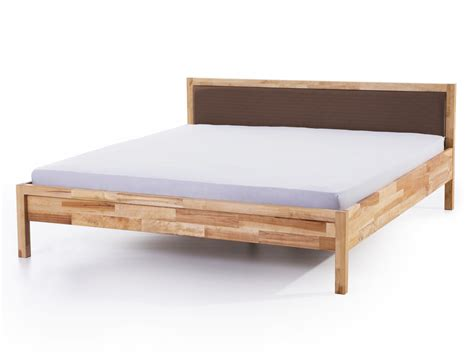 Futon Holzbett by Wooden Bed King Size Brown 6 Ft Incl Stable