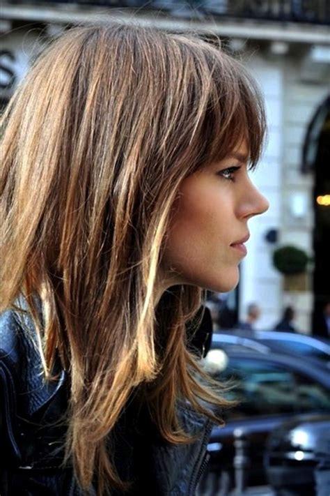 tomboyish front fringes 31 best images about cheveux on pinterest francoise