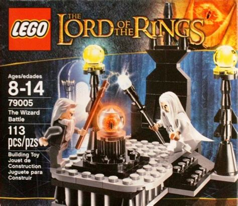 Dijamin Lego The Lord Of The Rings 79005 The Wizard Battle lego 60022 cargo terminal updated i brick city