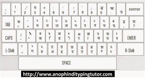 keyboard layout for hindi typing keyboard layout for devlys kurti dev font anop hindi