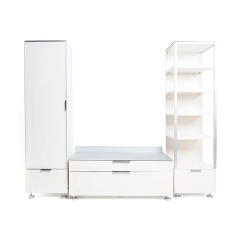 white media cabinets istage homes