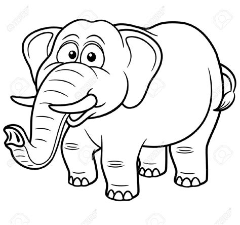 Cartoon Drawing Of Elephant Learn How To Draw A Baby