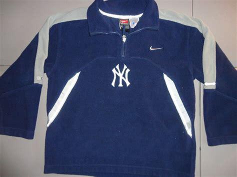 M Baseball Fleece blue nike fleece embroidered new york yankees mlb baseball