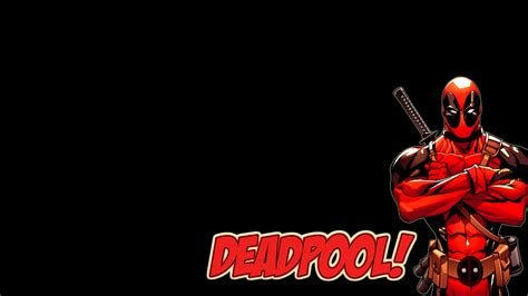 deadpool wallpaper   simple wallpaper