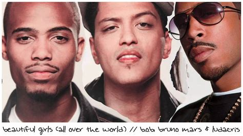 download mp3 bruno mars beautiful girl beautiful girls all over the world mash up b o b