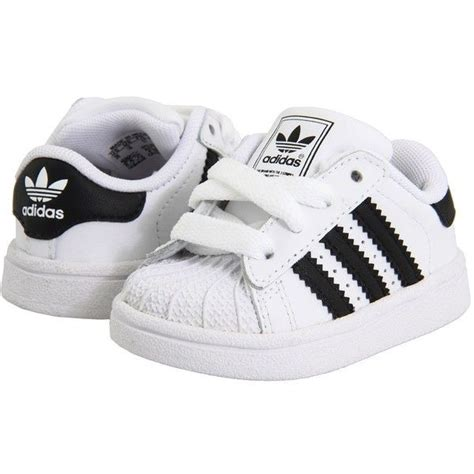 adidas originals superstar 2 infant toddler 40 liked on polyvore featuring baby