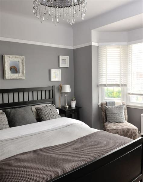 elegant grey bedrooms different tones of grey give this bedroom a unique and
