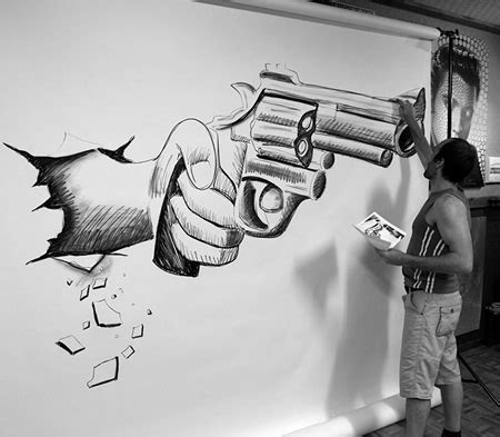 creative 3d pencil drawings by ben heine | vuing.com