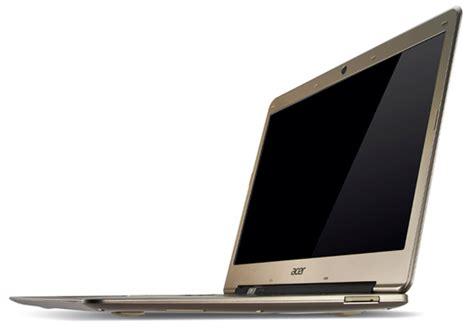 Laptop Acer Aspire S3 Ultrabook I3 Notebook Acer Ultrabook Aspire S3 391 6046 Intel I3 1 4ghz Mem 243 Ria 4gb Hd 320gb Ssd