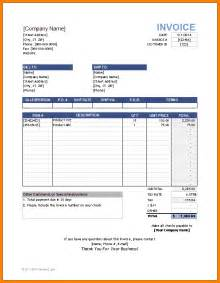 sle invoice template microsoft word 9 sales invoice template word inventory count sheet