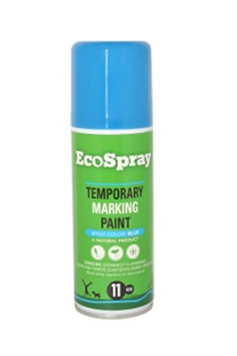 environmentally safe spray paint ecospray marking paint