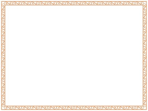 design certificate border home design certificate designs borders clipart best