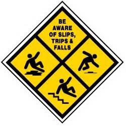 Fall safety slogans slips trips and falls safety slogans success