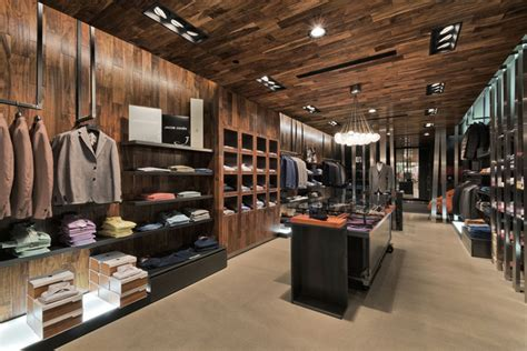 Ceiling Clothes Rack by Garments Interior Design And Decoration At Dhaka Bangladesh