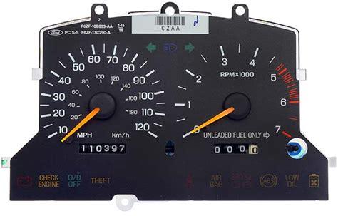 automotive repair manual 2002 ford mustang instrument cluster 1996 1998 ford mustang instrument cluster repair