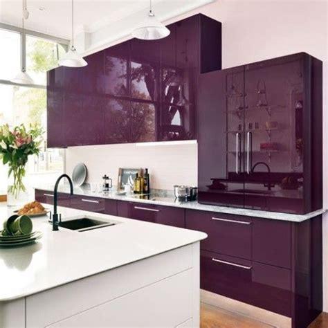 Purple Kitchen Decor by Best 25 Purple Kitchen Ideas On Purple