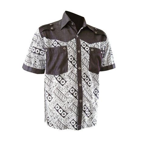 desain baju batik untuk kuliah kuliah ngantor tetap keren dengan kemeja batik prama