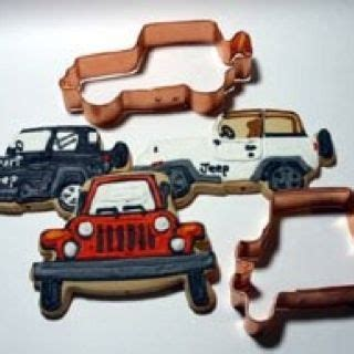 jeep cookies jeep cookie cutters its a jeep thing jeeps