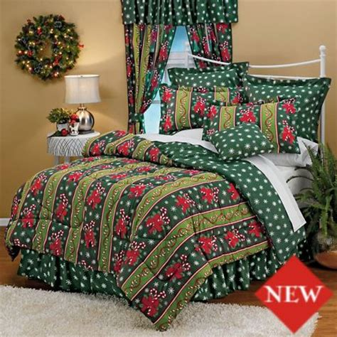 christmas bedding cabin christmas christmas holiday