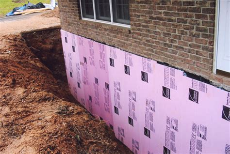 high resolution exterior waterproofing membrane 10