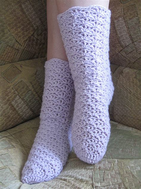 Crochet Pattern Tube Socks | 18 crochet sock patterns guide patterns