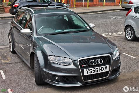 Audi Rs4 B7 Avant by Audi Rs4 Avant B7 26 June 2014 Autogespot